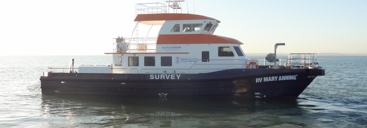 Blyth 18m - Swansea Survey Boat